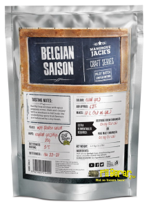 MJ Craft Series Belgian Saison 02